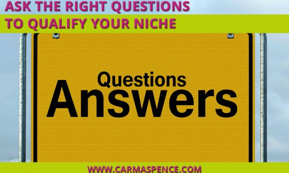 Ask the Right Questions to Qualify Your Niche