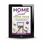 Home Sweet Home Page - Tablet