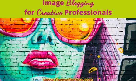 Image Blogging for Creative Professionals