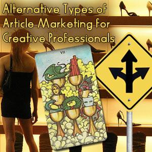 article marketing alternatives