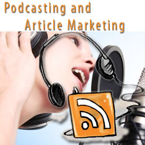 article podcasting