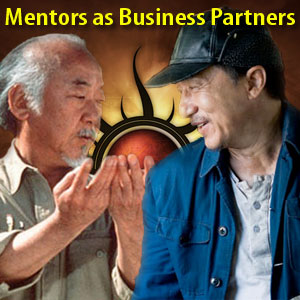 Mentors as Business Partners