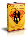 public speaking super powers cover