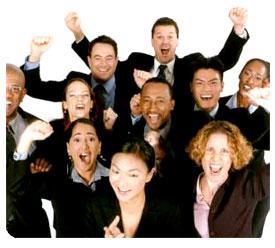 happy clients