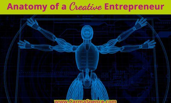 Anatomy of a Creative Entrepreneur