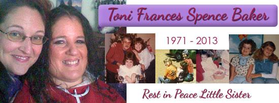 Tribute to Toni