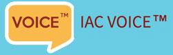 IAC Voice logo