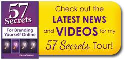 57 Secrets Book Tour 2013