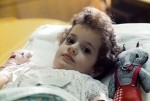 Little Toni in the Hospital