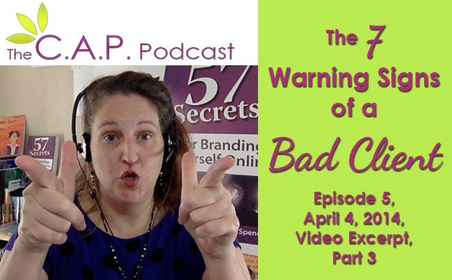 Bad Clients Video Excerpt 3