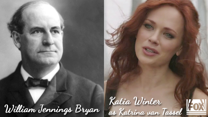 William Jennings Bryan and Katia Winter