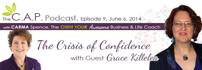 Grace Killelea on The C.A.P. Podcast
