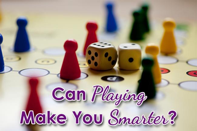 can playing make you smarter