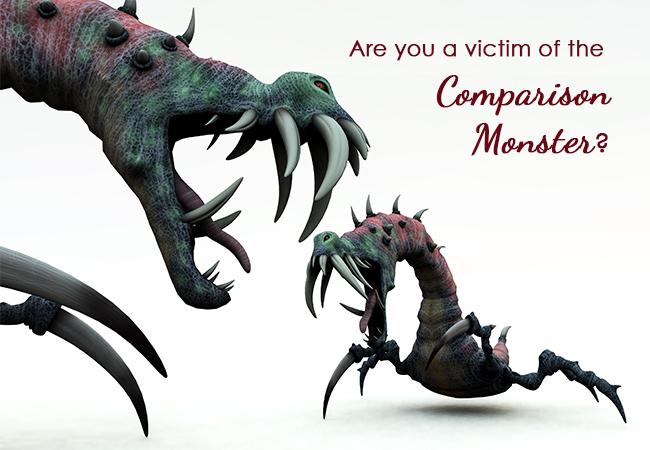 Comparison monster