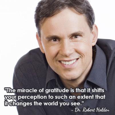 Dr. Robert Holden