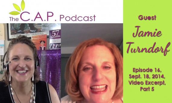 Dr. Jamie Turndorf on The C.A.P. Podcast
