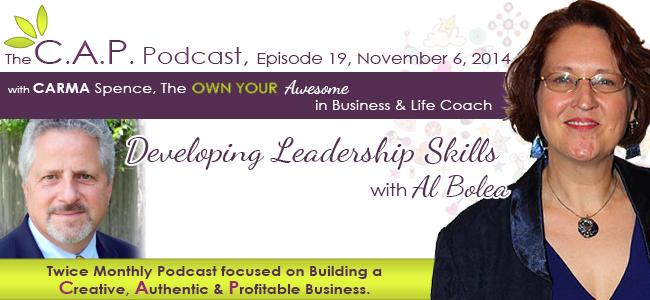 Al Bolea on The C.A.P. Podcast