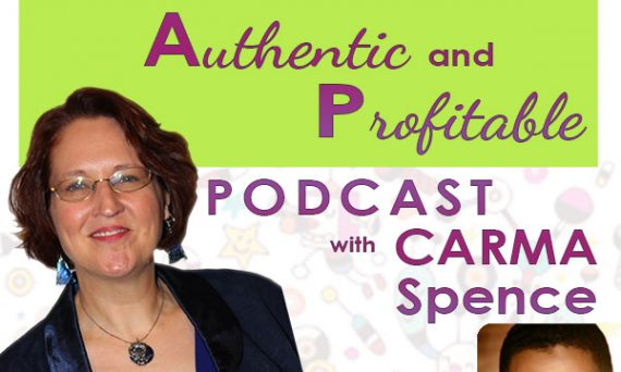 Norma Hollis on The C.A.P. Podcast