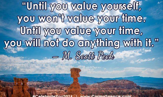 M. Scott Peck quote