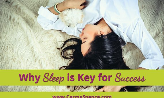 Why Sleep is Key for Success