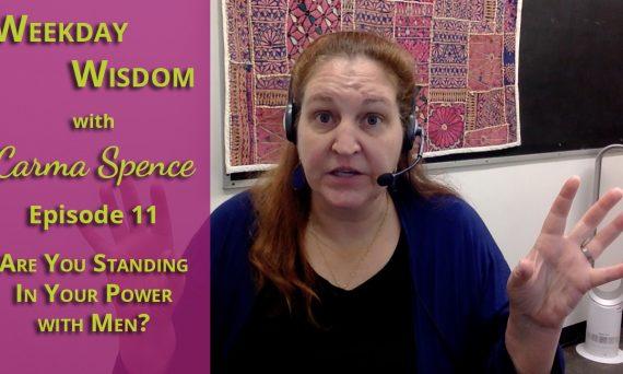 Weekday Wisdom Episode 11