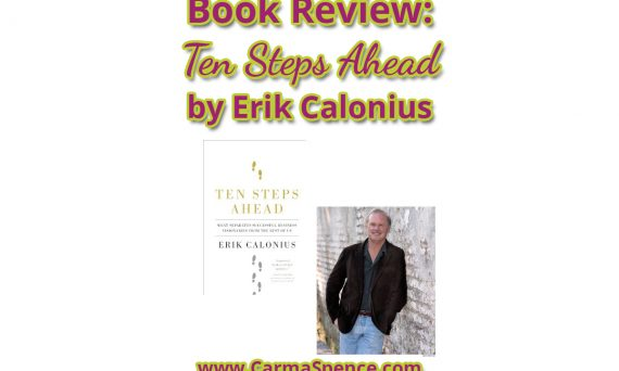 Book Review Ten Steps Ahead by Erik Calonius