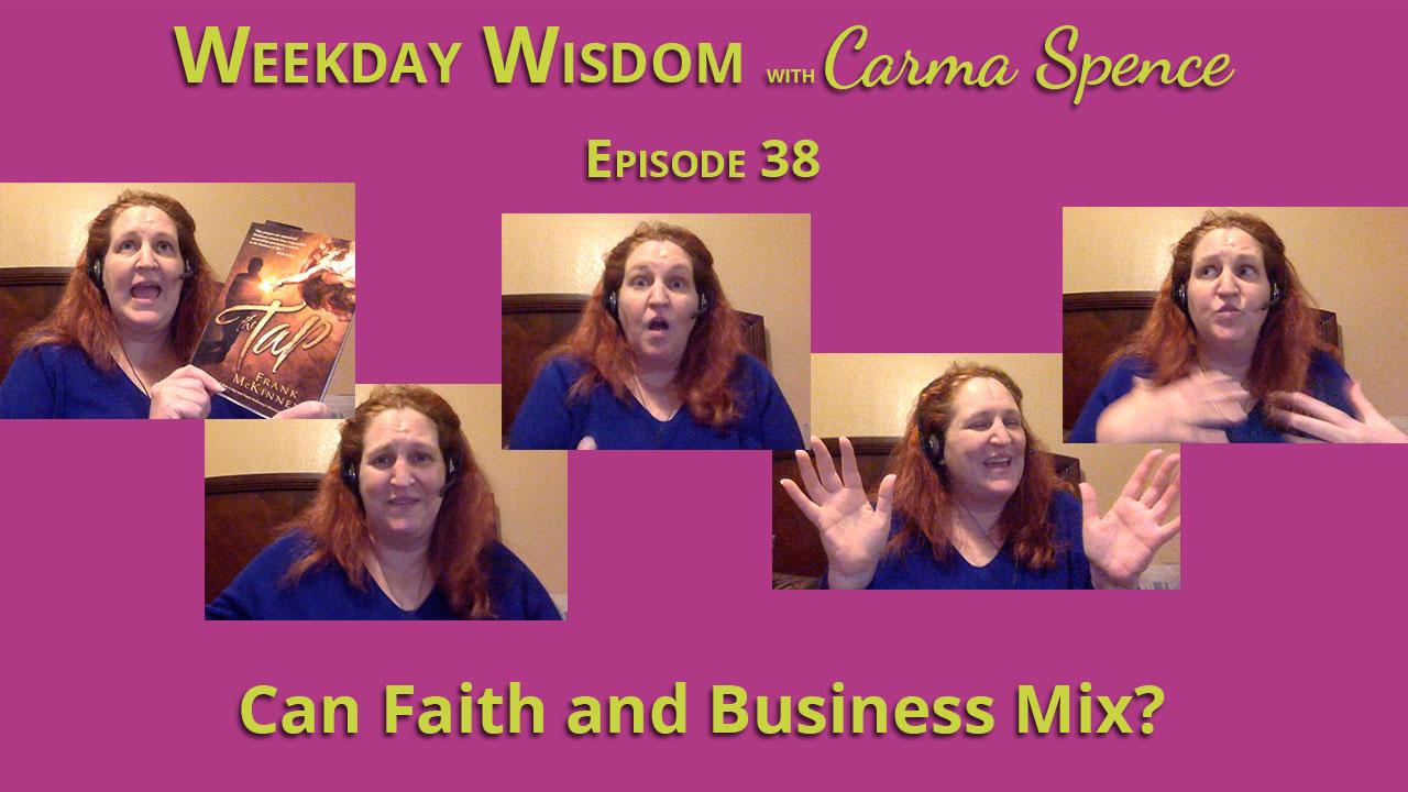 Do faith and business mix?