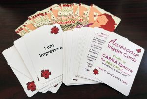 Awesome Trigger Cards by Carma Spence