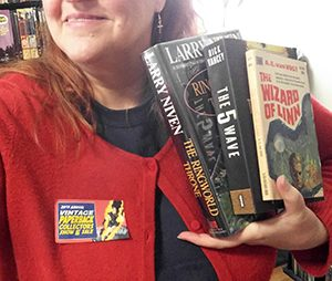 Carma's finds at the Vintage Paperback Show