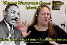 Martin Luther King's Formula for Business Success