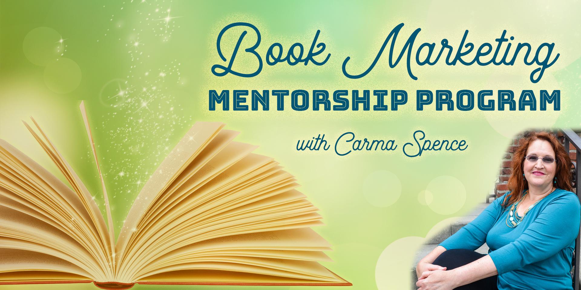 Book Marketing Mentorship Program