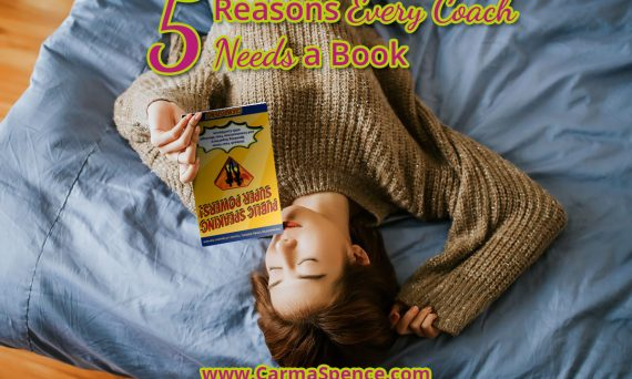 5 Reasons Every Coach Needs a Book