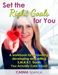 Set the Right Goals for You flat cover
