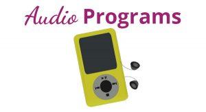 Audio programs