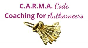 C.A.R.M.A. Code coaching for authorneers