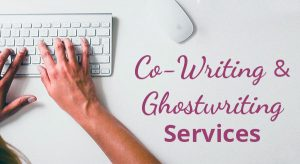 co-writing and ghostwriting services