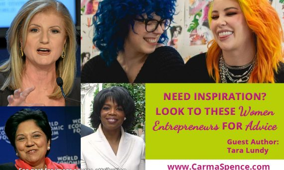 Need Inspiration? Look to These Women Entrepreneurs for Advice by Tara Lundy