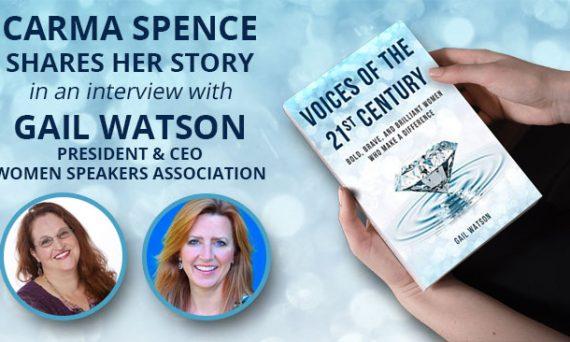 Carma Spence interviewed by Gail Watson