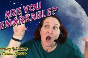Are you remarkable? - Podcast