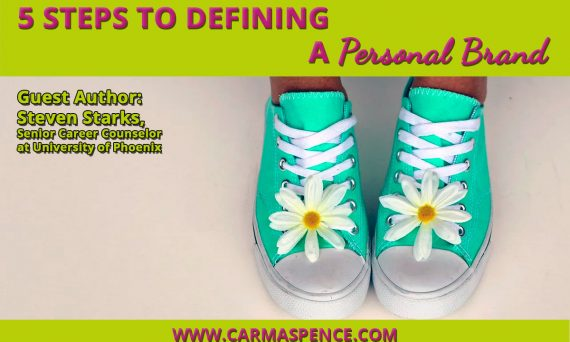 5 Steps to Defining a Personal Brand