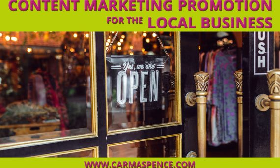 Content Marketing Promotion For the Local Business