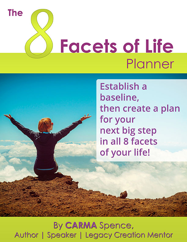 The 8 Facets of Life Planner