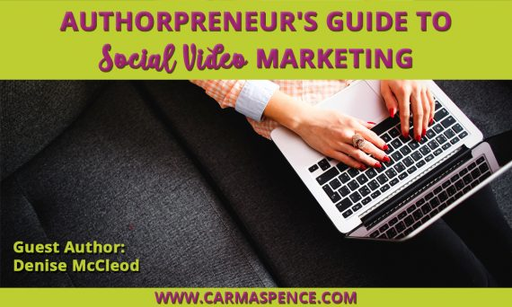 Authorpreneur's Guide to Social Video Marketing