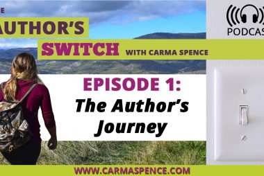 The Author's Journey [The Author's Switch Podcast]