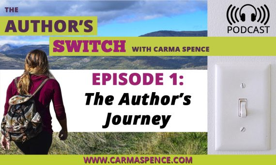 Episode 1 of The Author's Switch: The Author's Journey