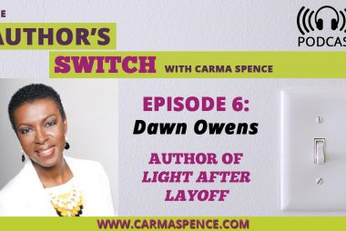 Dawn Owens, The Author's Switch Interview (Episode 6)