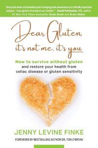 Dear Gluten, It's not Me, It's You