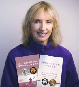 Success habit tips from Mari L. McCarthy, Author of Journaling Power: