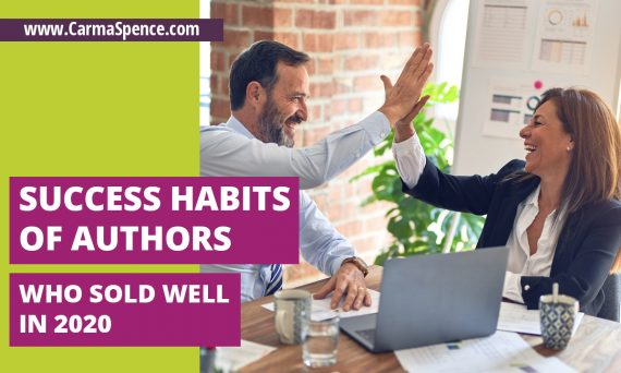 Success Habits of Authors Who Sold Well in 2020