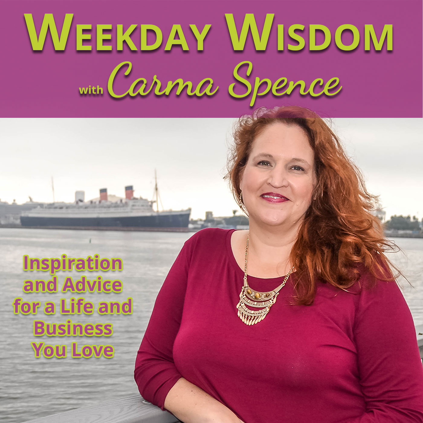 Weekday Wisdom – CARMA Spence